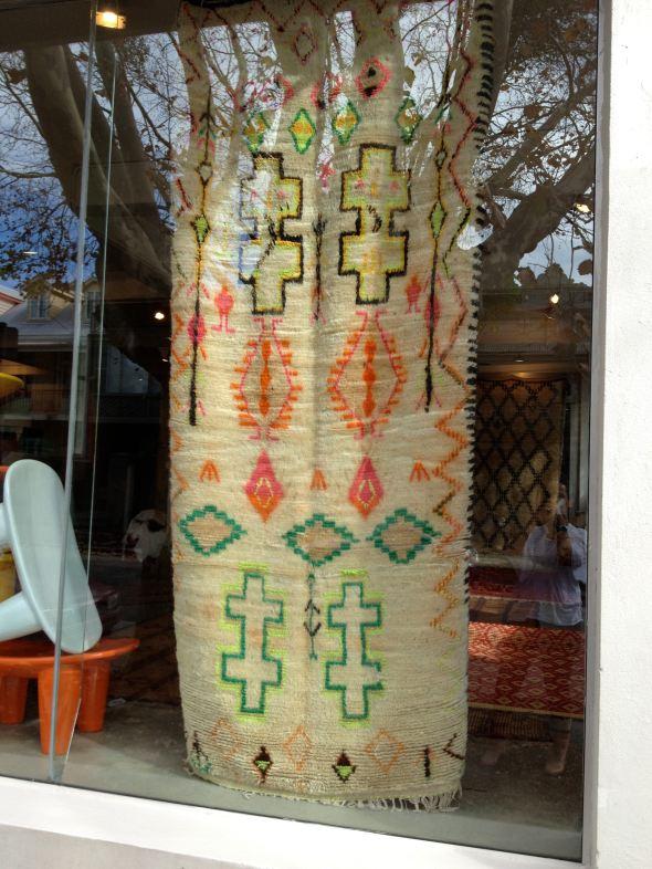 Kulchi window Woollahra