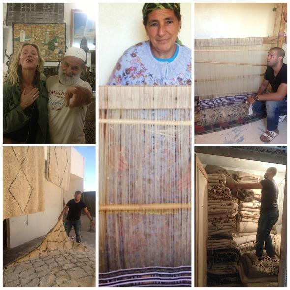 Kulchi, Rugs, Loom, Cassandra Karinsky
